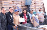 Lleva Gobierno de Zacatecas apoyos a habitantes de Tepetongo