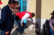 Beneficia Gobierno del Estado a habitantes de Tepetongo con obra hídrica