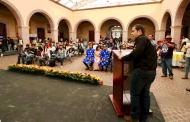 """Denominan """"Roberto Cabral del Hoyo"""" a la casa municipal de cultura en homenaje al poeta zacatecano"""