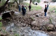 Rehabilitación de drenajes, obras prioritarias en la capital: Ulises Mejía Haro