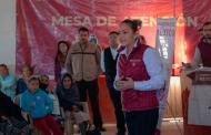 Llevamos los apoyos del Gobierno de México hasta los lugares más alejados de Zacatecas: Verónica Díaz Robles