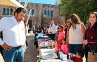 Familias de la Sierra de Valparaíso y el municipio de Zacatecas reciben apoyos de la estrategia UNE