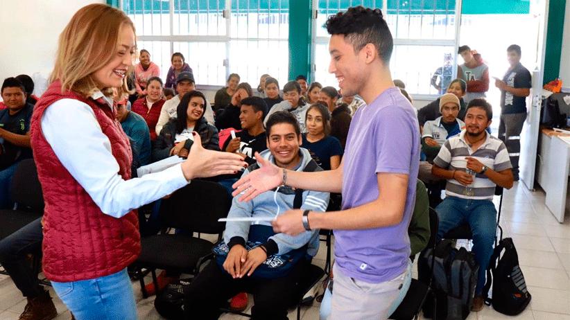 Becas Benito Juárez distribuyen 676 millones de pesos para apoyar a 95 mil 251 niños y jóvenes estudiantes de Zacatecas