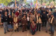 Entrega Gobierno de México 11 mdp a adultos mayores de ocho municipios