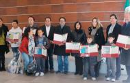Premian a ganadores de Concurso Infantil y Juvenil sobre derechos humanos de migrantes