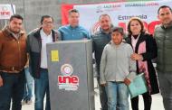 Lleva Gobierno Estatal apoyos sociales al sureste zacatecano