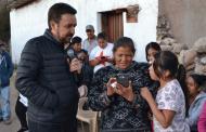 Lleva Miguel Torres servicio de Internet a Zapoqui