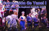 Video: Coronación de Yanel I, Reina de la Feria Regional Juchipila 2020