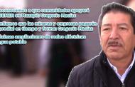 Video: Desconocemos a que comunidades apoyará la SENER en Mazapil: Gregorio Macías