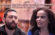 Video: Logramos que 100% de los locatarios del Laberinto ya no den bolsas de plástico: Nancy Flores