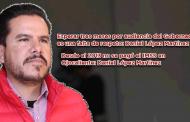 Desde el 2013 no se pagó el IMSS en Ojocaliente: Daniel López Martínez
