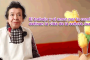 El trabajo y el amor por la comida definen la vida de la señora Juana