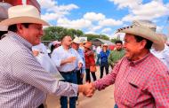 Instruye Gobernador mantener la alianza con municipios y productores para no descobijar al campo