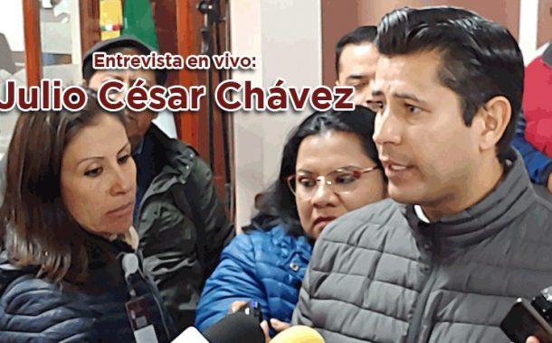 Entrevista en vivo: Julio César Chávez
