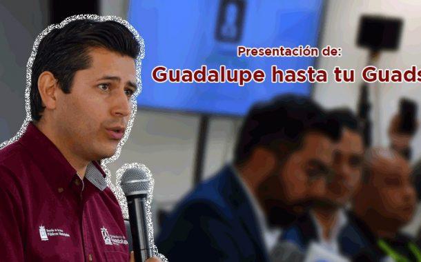 Evento en vivo: Rueda de prensa  presentación de Guadalupe hasta tu Guads.