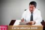 Carta abierta 2020