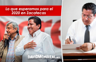 Lo que esperamos para el 2020 en Zacatecas.