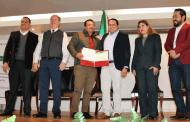 Gobierno Estatal e INAFED reconocen esfuerzos de municipios para mejorar sus procesos administrativos