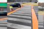Interviene Gobierno Estatal cruces peatonales en la capital zacatecana