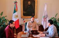 Logra Gobernador Tello consolidar la cultural en Zacatecas