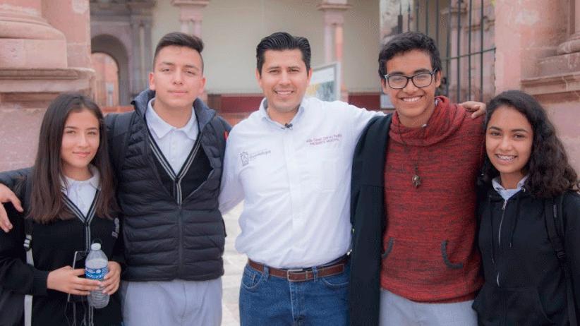 Convocan a guadalupenses a conformar  Consejo Municipal de la Juventud