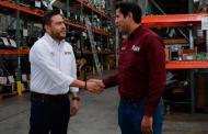 Confían microempresarios en Julio César Chávez, invierten 419 mdp en el municipio de Guadalupe