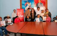 En Moyahua, reciben apoyos sociales cuidadores de personas con discapacidad