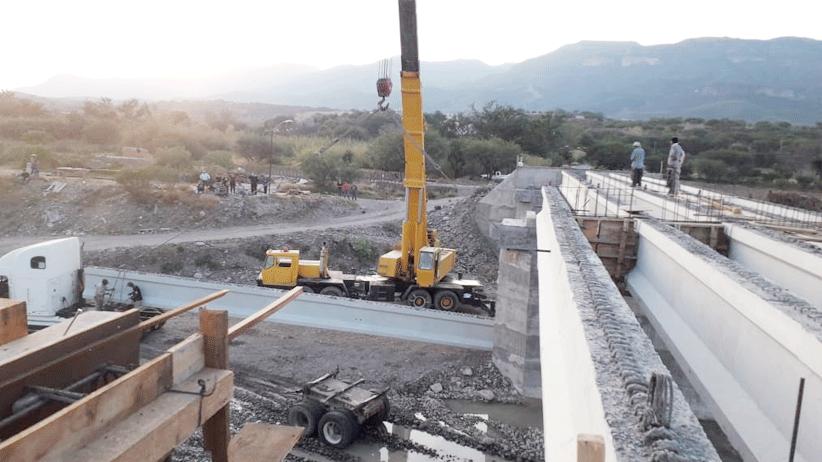 Prepara Gobierno de Tello la inauguración de cuatro obras viales trascendentes