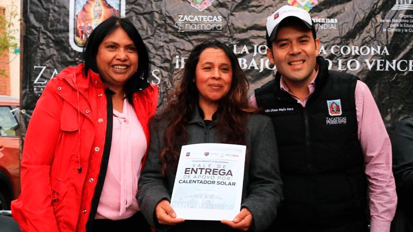 Trabajando en equipo beneficiamos a casi 3 mil habitantes de la capital: Ulises Mejía Haro