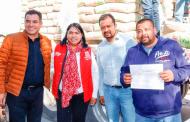 Con programa mejoramiento de vivienda, beneficia Gobierno del Estado a 275 familias de Loreto