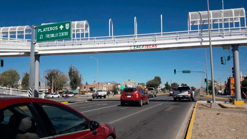 Avenida Plateros, más rápida y segura para 5 mil automovilistas que la transitan diariamente