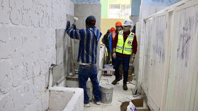Sigue la obra pública desde el primer día del 2020 en Zacatecas capital: Ulises Mejía Haro