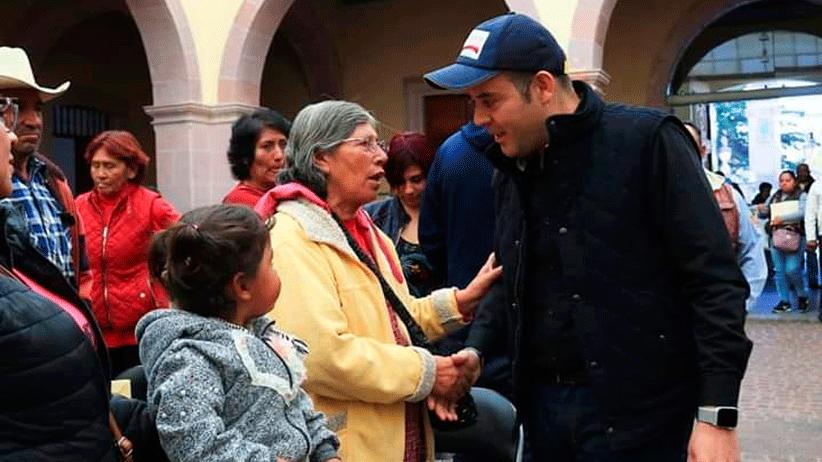 Refrenda Ulises Mejía Haro atención ciudadana con 55 audiencias públicas realizadas