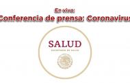 Evento en vivo: Conferencia de prensa Coronavirus