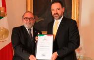 Alejandro Tello nombra a Pablo Pedroza Coordinador Estatal de Planeación