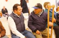 ISSSTEZAC cumple con pago de febrero a pensionados y jubilados