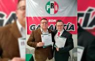 Ratifican a Octavio Carreón como Presidente de la Fundación Colosio en Guadalupe
