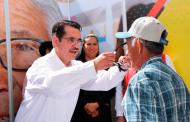 Feria DIFerente acerca programas y servicios del Gobierno Estatal a El Plateado de Joaquín Amaro