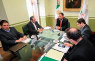 Refrenda Alejandro Tello total colaboración para dar viabilidad al ISSSTEZAC