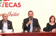 No existen casos de Covit-19 en Zacatecas: Gobernador Tello