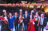 Video: Coronación de las Reinas de la FEREPI 2020