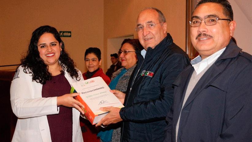 Recibe Secretaría de Salud a 59 nuevos médicos pasantes en servicio social