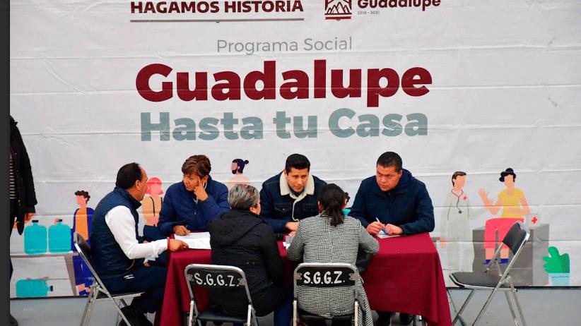 Atiende Julio César Chávez a los guadalupenses