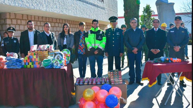 Arranca en el municipio de Guadalupe el  Campaña Juguemos sin violencia