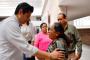Conprograma social  Cuida Julio César Chávez  la salud de los guadalupenses