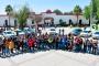 Con una inversión cercana a los 3 mdp  Entrega Julio César Chávez 15 vehículos oficiales