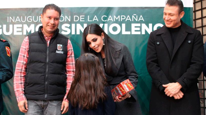 Por un Zacatecas pacífico, Juguemos sin violencia: Ulises Mejía Haro