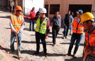 Continúan las pavimentaciones en la Capital : Ulises Mejía Haro