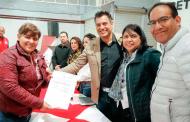Continúa Gobierno con la regularización de viviendas en Loreto