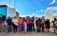 Gobierno de Tello lleva electricidad a hogares de Pozo de Gamboa